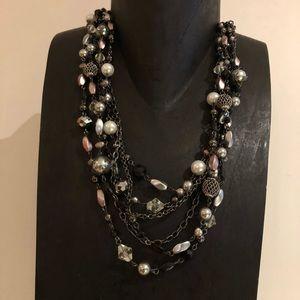 🌼Host pick 🌼Lia sophia mutiple strands necklace